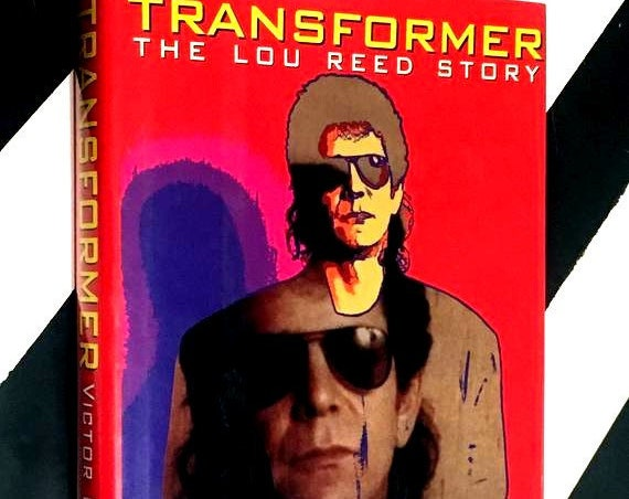 Transformer: The Lou Reed Story by Victor Bockris (1994) hardcover book