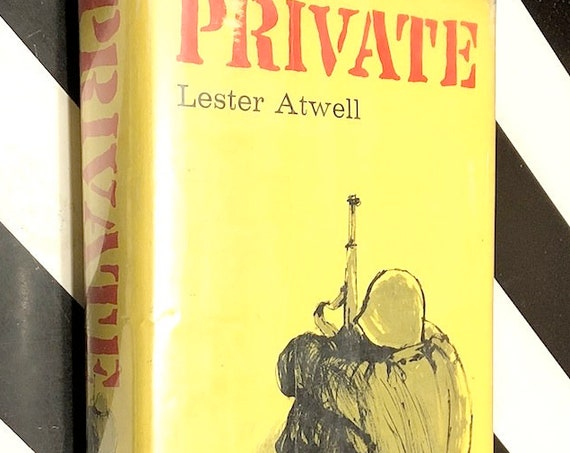 Private by Lester Atwell (1958) first edition book