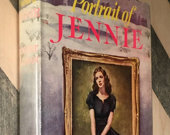Portrait of Jennie by Robert Nathan (1940) hardcover book