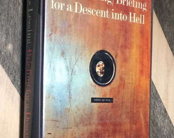 Briefing for a Descent in to Hell by Doris Lessing