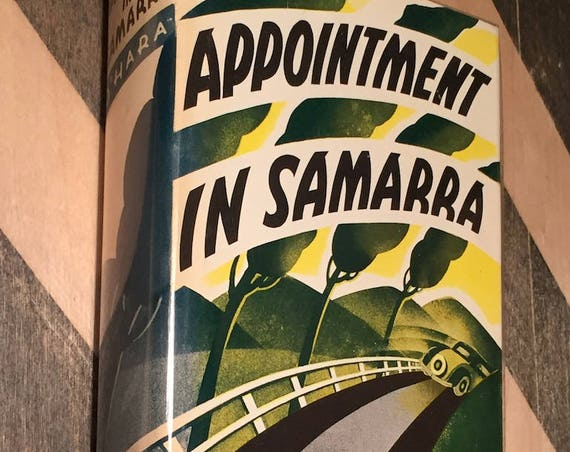 Appointment in Samarra by John O' Hara (hardcover book)