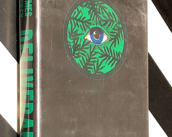 Deliverance by James Dickey (1970) first edition book