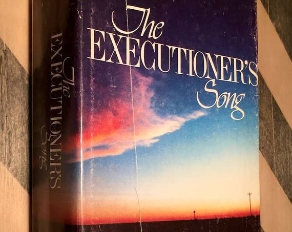 Executioner's Song by Norman Mailer (1979) hardcover book