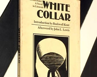White Collar by Giacomo Patri (1975) paperback book