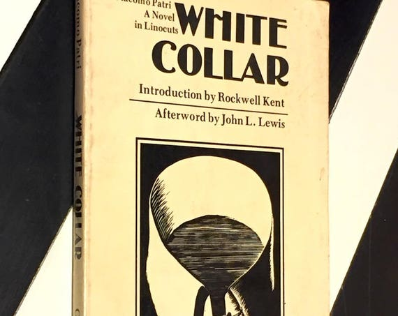 White Collar by Giacomo Patri (1975) paperback book