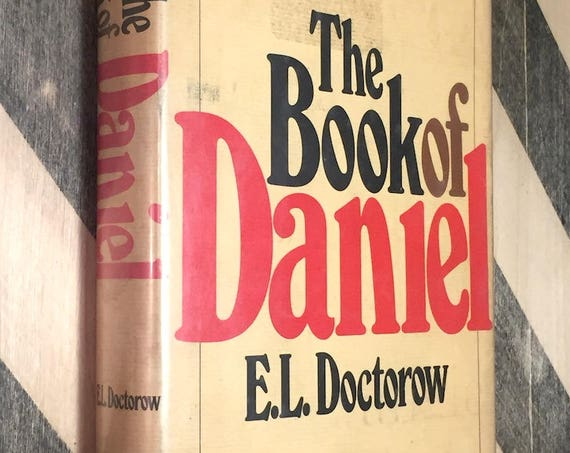 The Book of Daniel by E. L. Doctorow (1971) first edition book