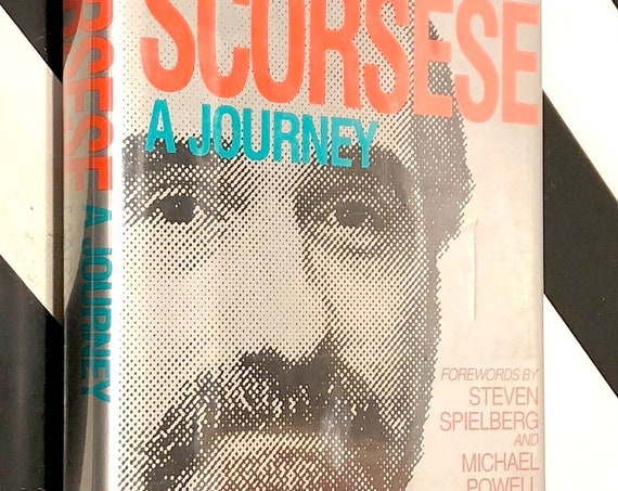 Martin Scorsese: A Journey by Mary Pat Kelley (1991) first edition book