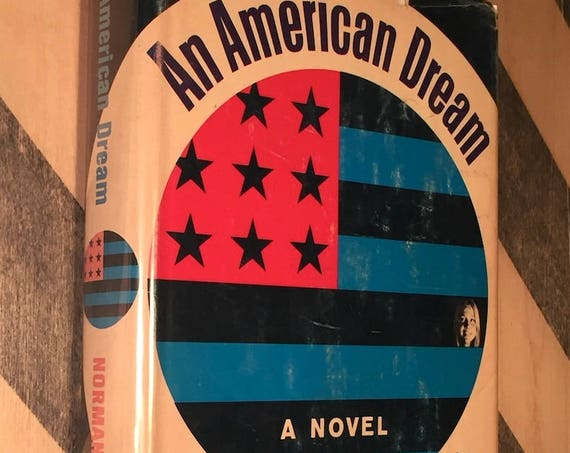 An American Dream by Norman Mailer (1965) hardcover first edition