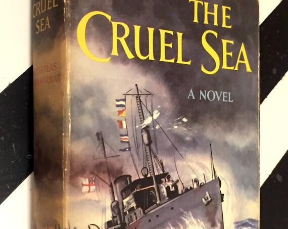 The Cruel Sea by Nicholas Monsarrat (1951) hardcover book