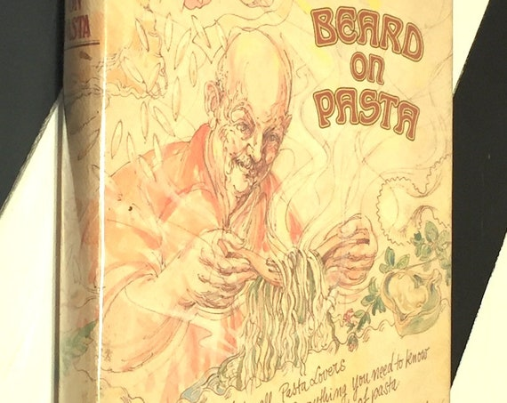 Beard on Pasta by James Beard (1983) first edition book