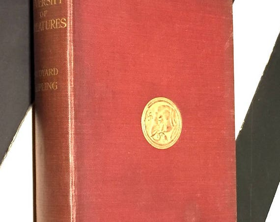 A Diversity of Creatures by Rudyard Kipling (1917) first edition book