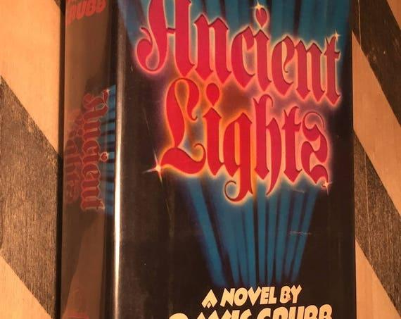 Ancient Lights by Davis Grubb (1982) first edition book