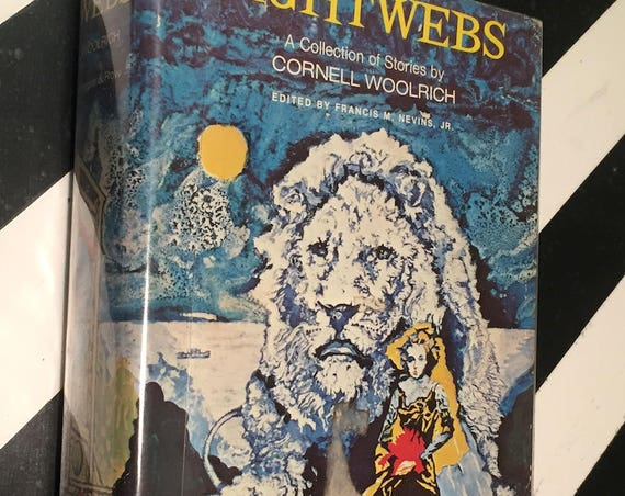 Nightwebs: A Collection of Stories by Cornell Woolrich (1971) first edition book