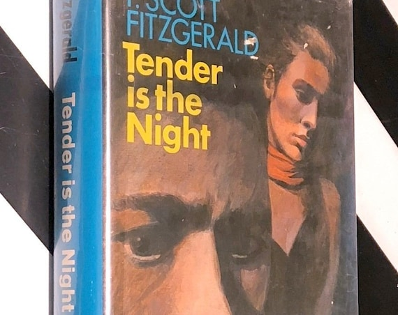 Tender is the Night by F. Scott Fitzgerald (1951) hardcover book