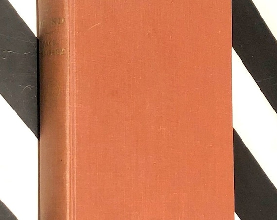 Round by Round by Jack Dempsey (1940) hardcover book