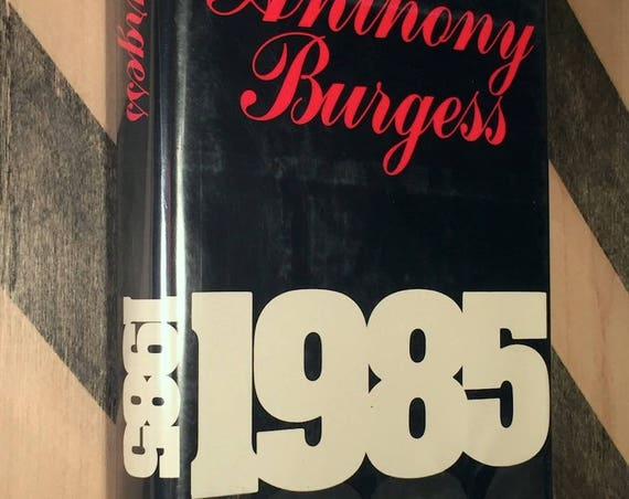 1985 by Anthony Burgess (1978) hardcover book