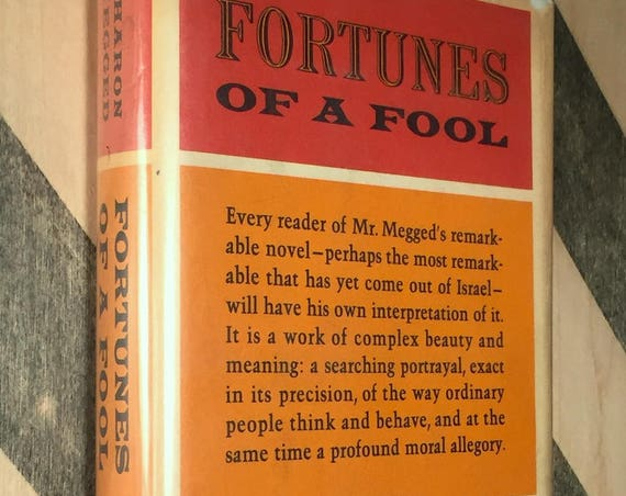 Fortunes of a Fool by Aharon Megged