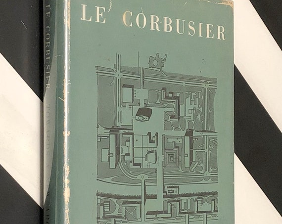 Towards a New Architecture by Le Corbusier (1946) hardcover book