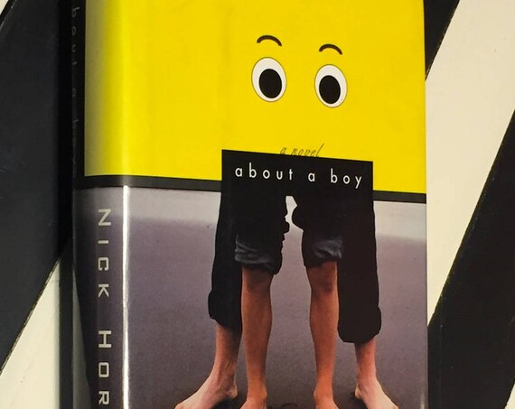 About a Boy by Nick Hornby (1998) first edition book