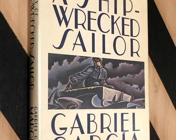 A Shipwrecked Sailor by Gabriel Garcia Marquez (1986) first edition book