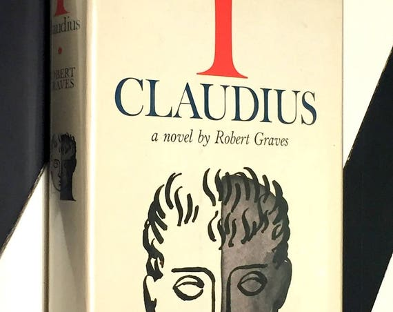 I Claudius by Robert Graves (1961) hardcover book