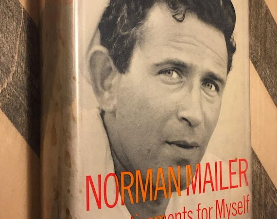 Advertisements for Myself by Norman Mailer (1959) first edition book
