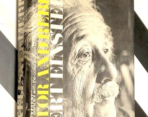 Albert Einstein: Creator and Rebel by Banesh Hoffman (1972) first edition book