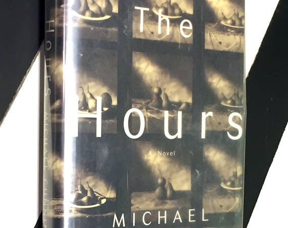The Hours by Michael Cunningham (1998) first edition book