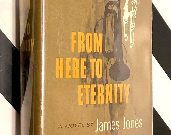 From Here to Eternity by James Jones (1951) hardcover book