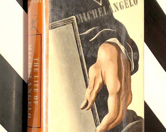 The Life of Michelangelo (1928) Modern Library hardcover book