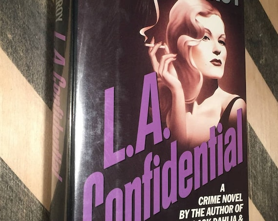L.A. Confidential by James Ellroy (hardcover book)