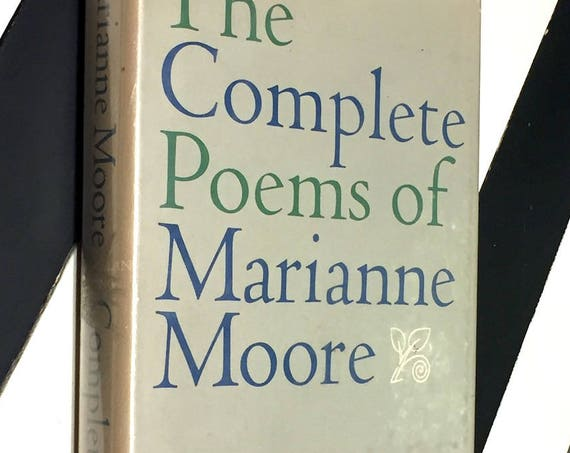 The Complete Poems of Marianne Moore (1967) first edition book