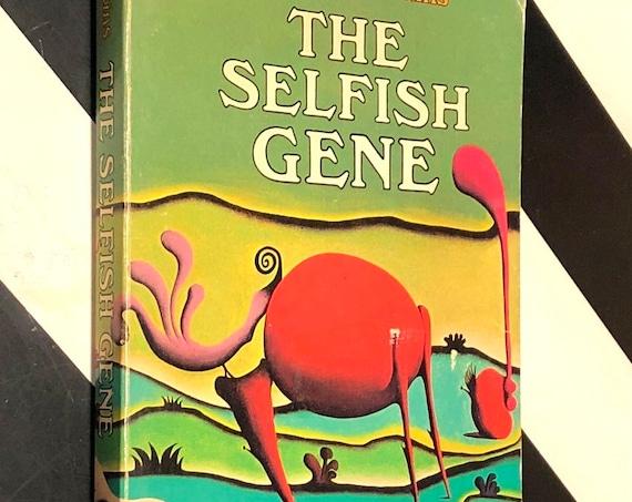 The Selfish Gene by Richard Dawkins (1978) trade paperback book