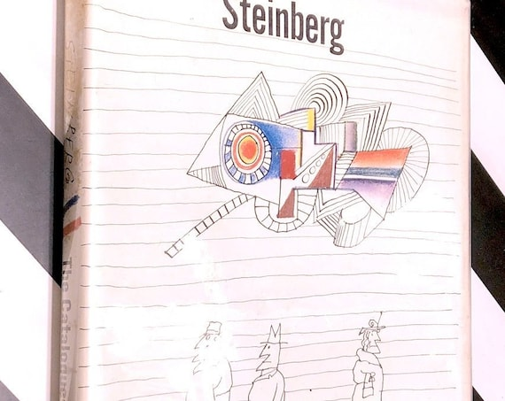 Steinberg: The Catalogue by Saul Steinberg (1962) first edition book