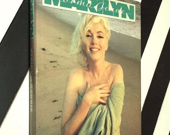 Marilyn by Gloria Steinem (1986) hardcover book