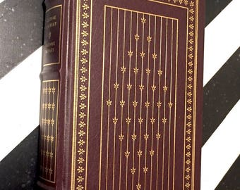 Madame Bovary by Gustave Flaubert (1979) Leatherbound Franklin Press Edition book