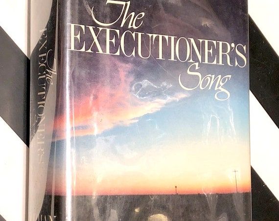 The Executioner's Song by Norman Mailer (1979) first edition book