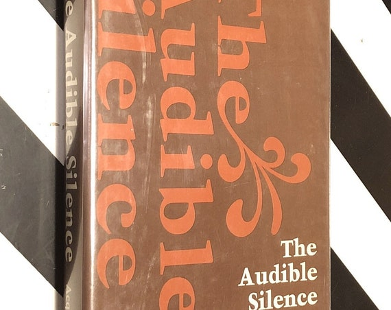 The Audible Silence by Aquanetta (1974) signed first edition book