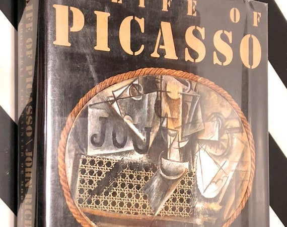 A Life of Picasso, 1907-1917 by John Richardson (1996) first edition book