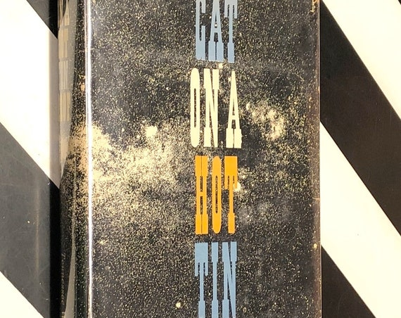 Cat on a Hot Tin Roof by Tennessee Williams (1955) first edition book