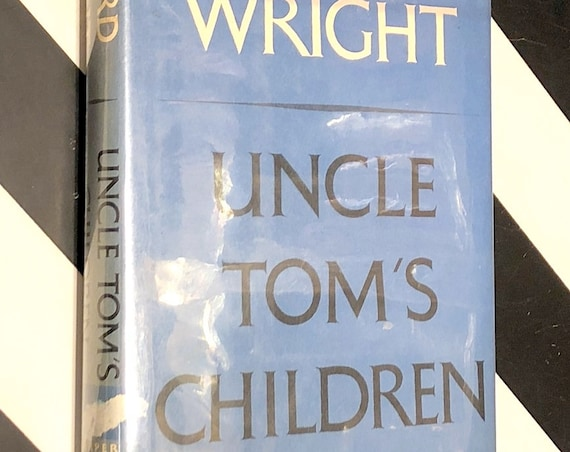 Uncle Tom's Children by Richard Wright (1969) hardcover book