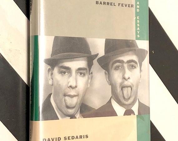 Barrel Fever by David Sedaris (1994) first edition book