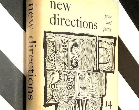 New Directions 14: Prose and Poetry (1953) first edition book
