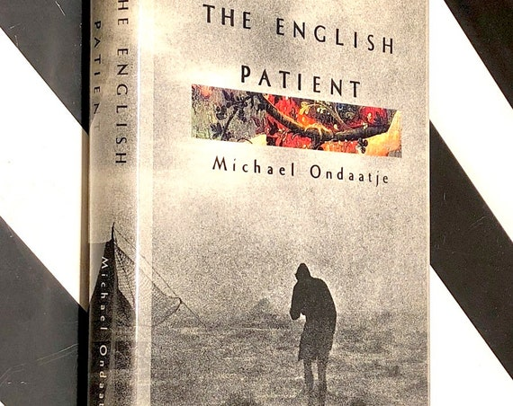 The English Patient by Michael Ondaatje (1992) first edition book