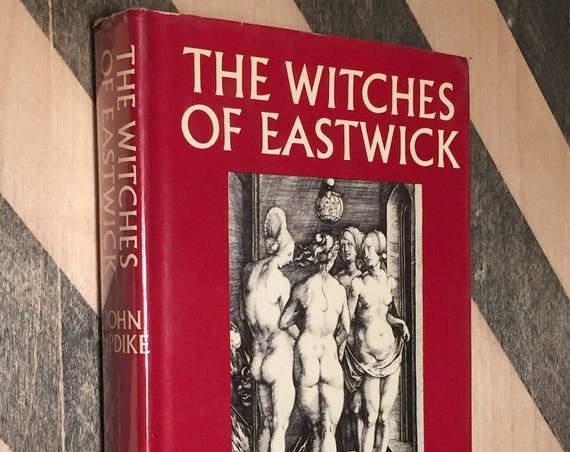 The Witches of Eastwick by John Updike (1984) hardcover first edition