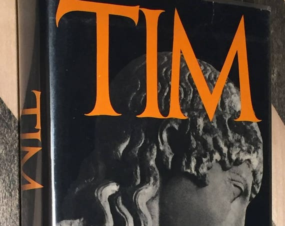Tim by Colleen McCullough (1974) hardcover first edition