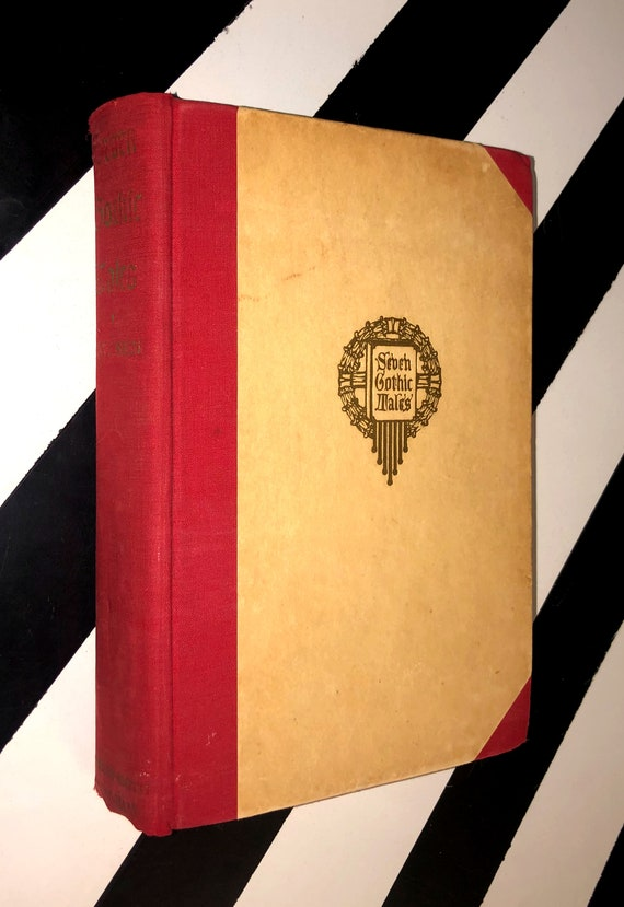 Seven Gothic Tales by Isak Dinesen (1934) hardcover book