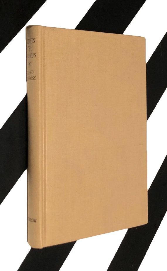 Within the Taurus: A Journey in Asiatic Turkey by Lord Kinross (1954) hardcover book