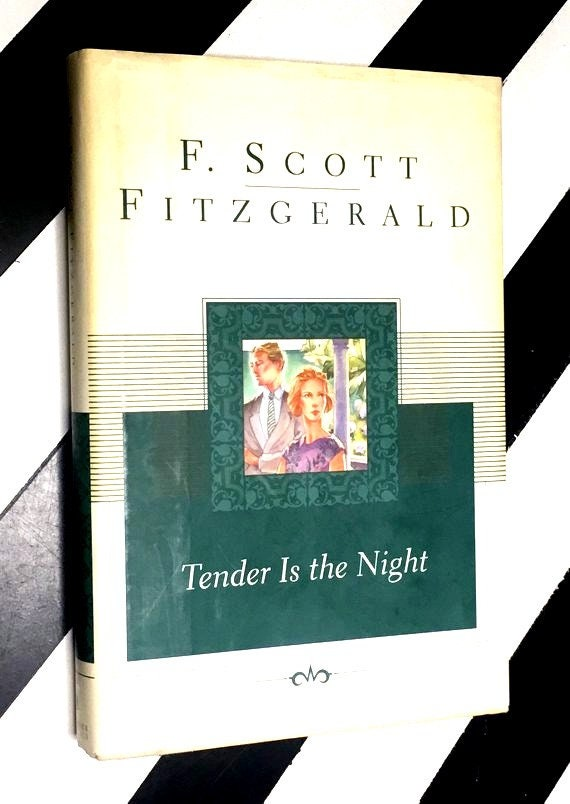 Tender is the Night by F. Scott Fitzgerald (1982) hardcover book
