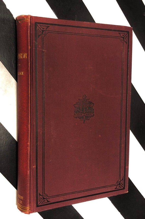 Darwinism by Alfred Wallace (1889) first edition book